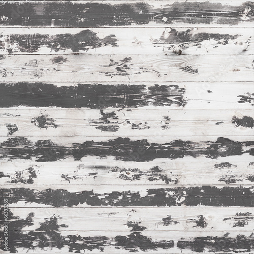 white pale and rough wooden background
