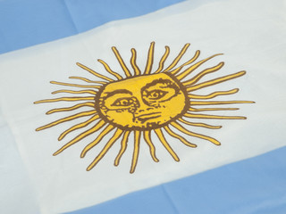 Bandera argentina 02