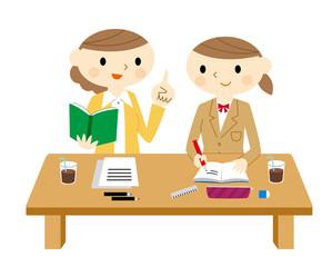 家庭教師と学生