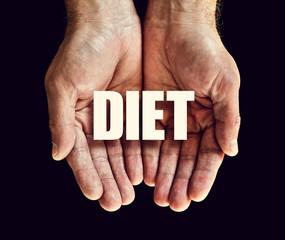 diet hands