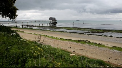 RNLI Bembridge Lifeboat station house Isle of Wight