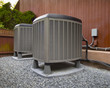 HVAC heating and air conditioning units - 66338212