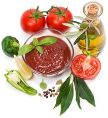 sauce of tomato