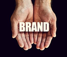 brand hands