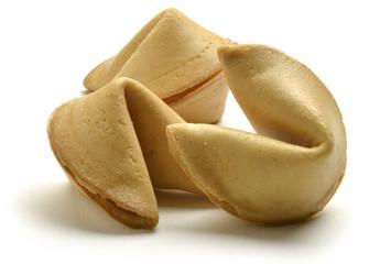 Biscuit chinois Gelukskoekje Galleta de la fortuna Glückskeks