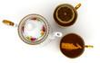 Balena Biscotto nel Tea, the, bar, colazione,  tè