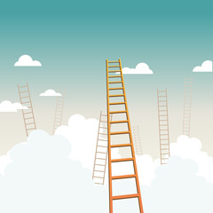 Ladders to the Sky