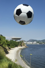 Football Niteroi Rio de Janeiro Brazil
