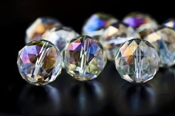 elegant jewelry crystals