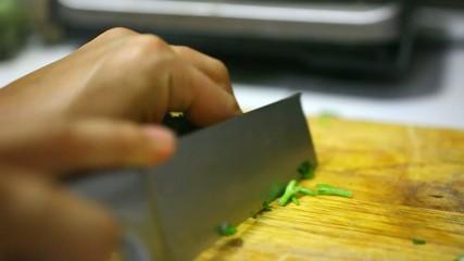 sliced vegetables on a wooden board