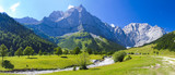 Panorama Landschaft in Bayern