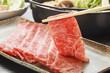 すき焼き用の肉