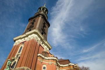 St. Michaelis (Michel) - Hamburg