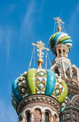 Auferstehungskirche Sankt Petersburg