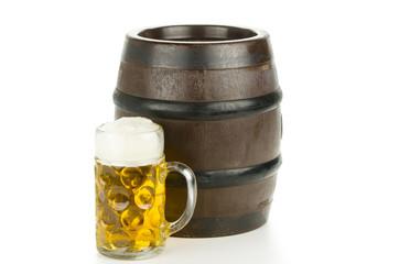 bier vom partyfass