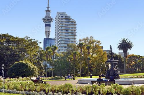 Aluminium Nieuw Zeeland Albert park Auckland - New Zealand
