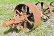 Maschinenteil - Riemengetriebe - Getriebewelle