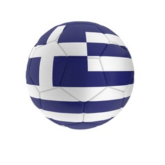 Greece Flag Ball