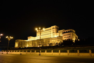 Romanian Parliament Palace
