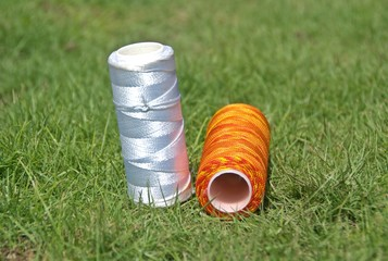 thread and cotton III