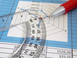 graphique calcul chiffre