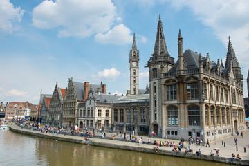City of Ghent, Belgium