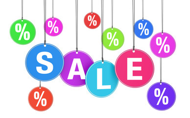 Shopping Sale And Discount Concept