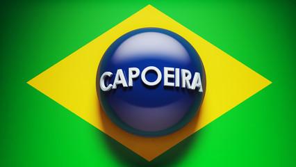 Brazil Capoeira Concept