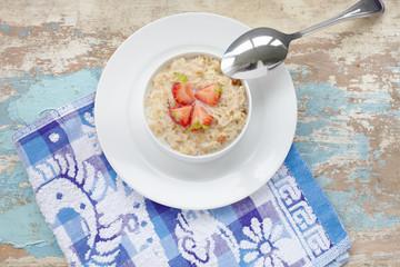Outmeal porridge
