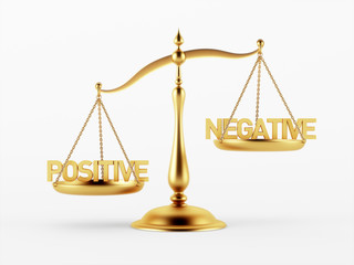 Positive and Negative Justice Scale Concept
