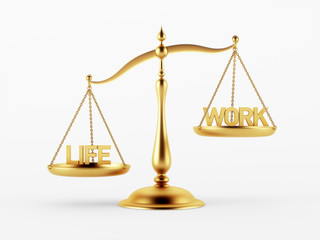 Life and Work Justice Scale Concept