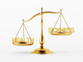 Health and Sickness Justice Scale Concept