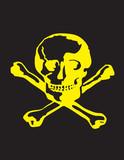 Skulls Bones Vector Clipart Design