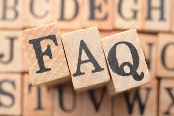 よくある質問のロゴ