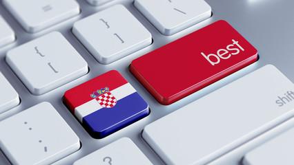 Croatia. Best Concept