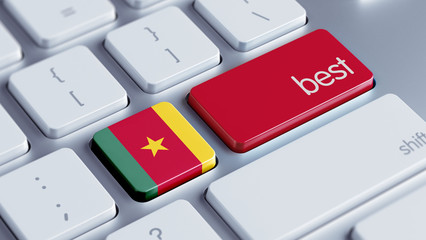 Cameroon Keyboard Concept