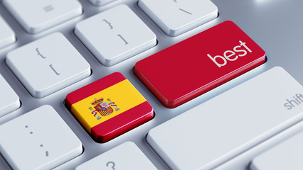 Spain Best Concept