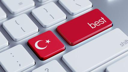 Turkey Best Concept