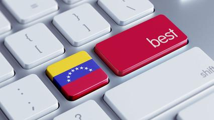 Venezuela Best Concept