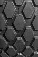 Truck tire texture