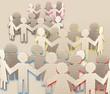 groupes de ribambelles