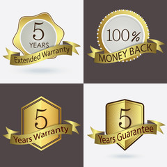 5 years Warranty / Extended Warranty / Guarantee/ 100% Cash Back