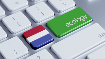Netherlands Ecology Concept