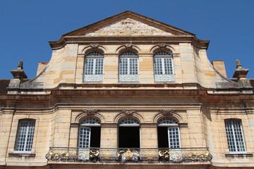 Abbaye de Cluny : façade