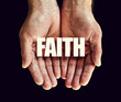 faith hands