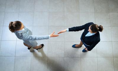 future handshake