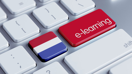 Netherlands E-Learning Concept