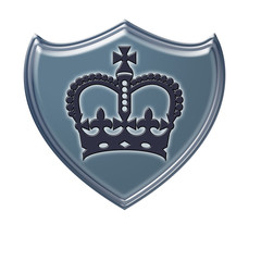 Escudo real