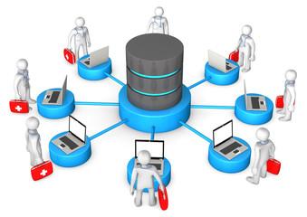 Hospital Database