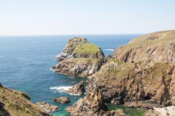 La cote sauvage de la Pointe du Van dans le Finistère